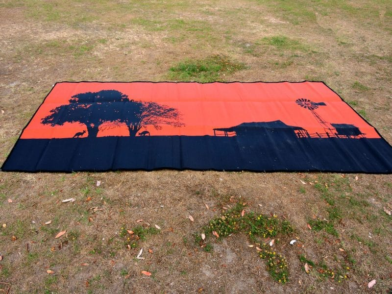 Homestead Camping Mat