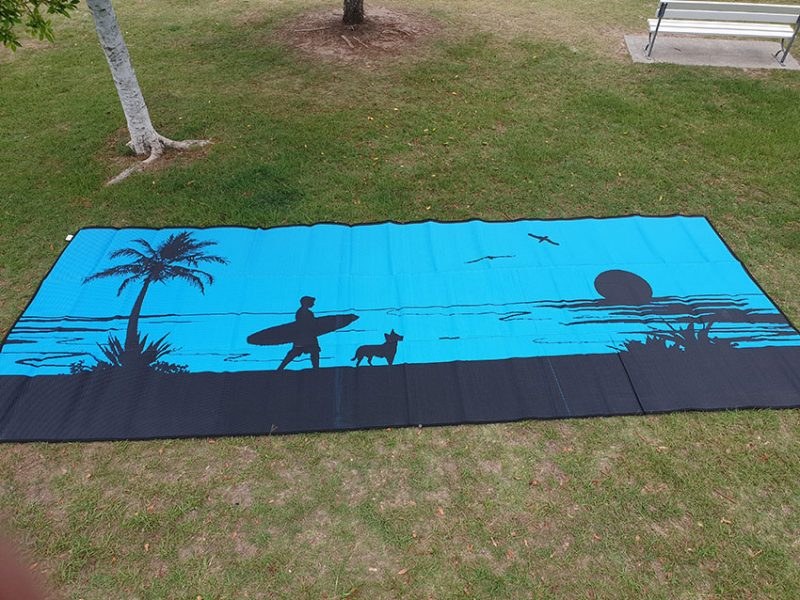 Morning Surf Mat