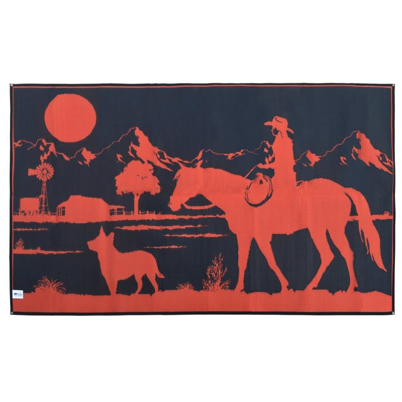 Riding Home Mat